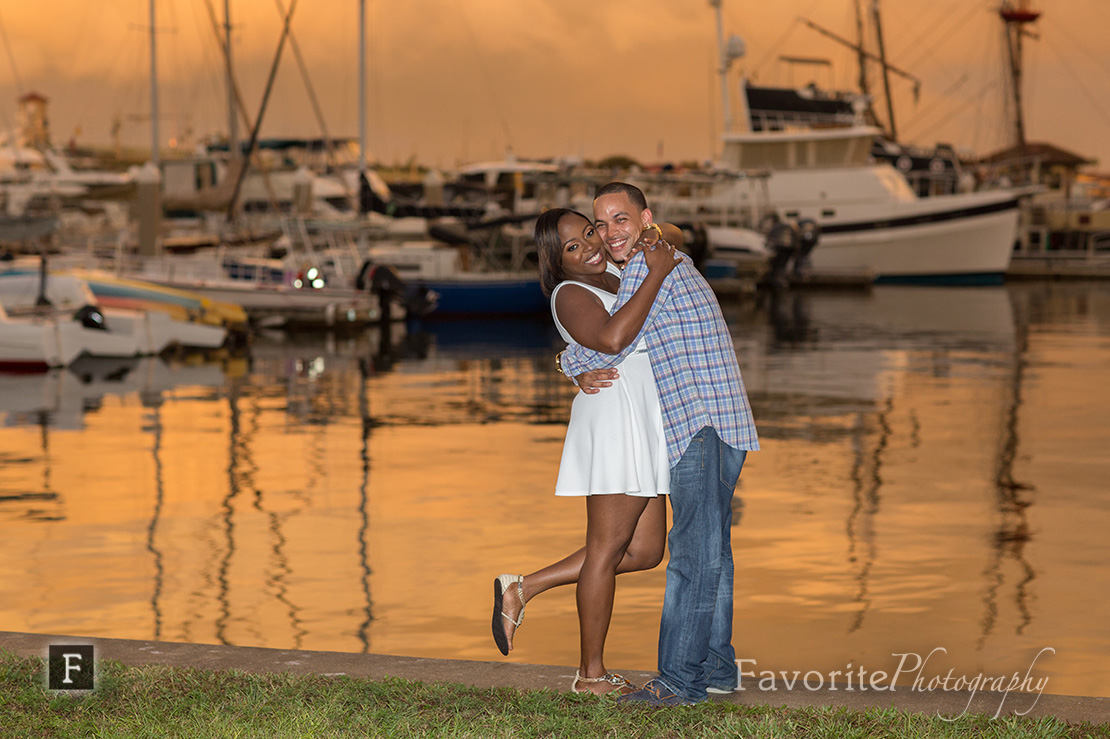 Downtown St Augustine Engagement Session