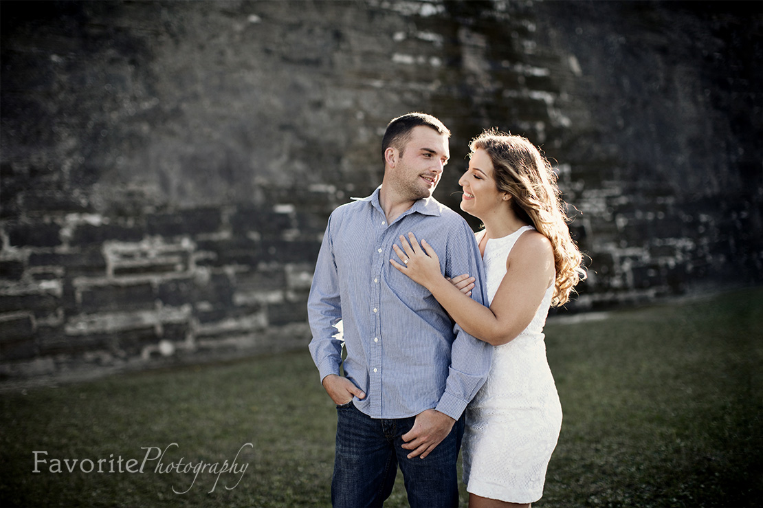 Natural Lighting Engagement Picture