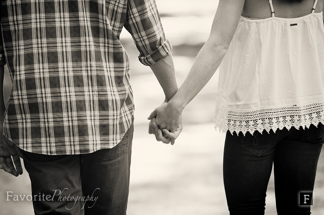 Palm Coast Engagement Photos
