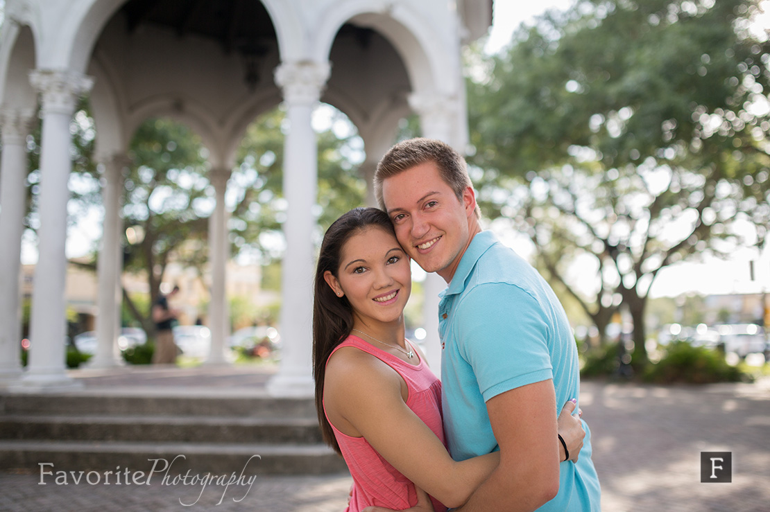 San Marco engagement photography