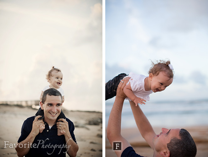 Florida Park and Beach Family Photography