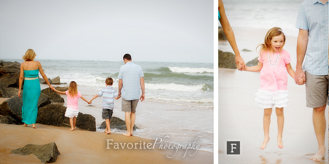 Florida Beach Family Photography