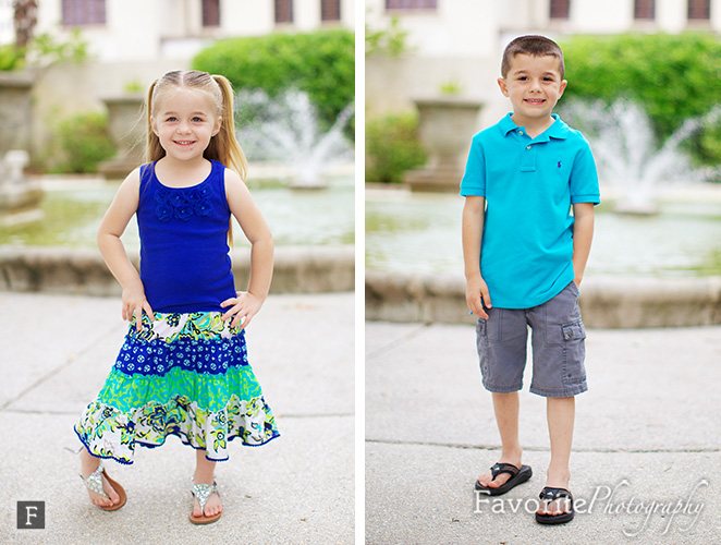Saint Augustine Family Photography