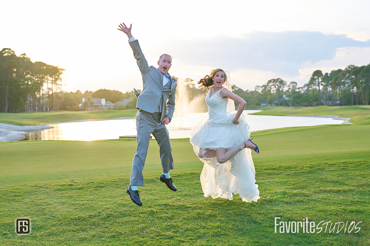Jax Golf Country Wedding Photographer