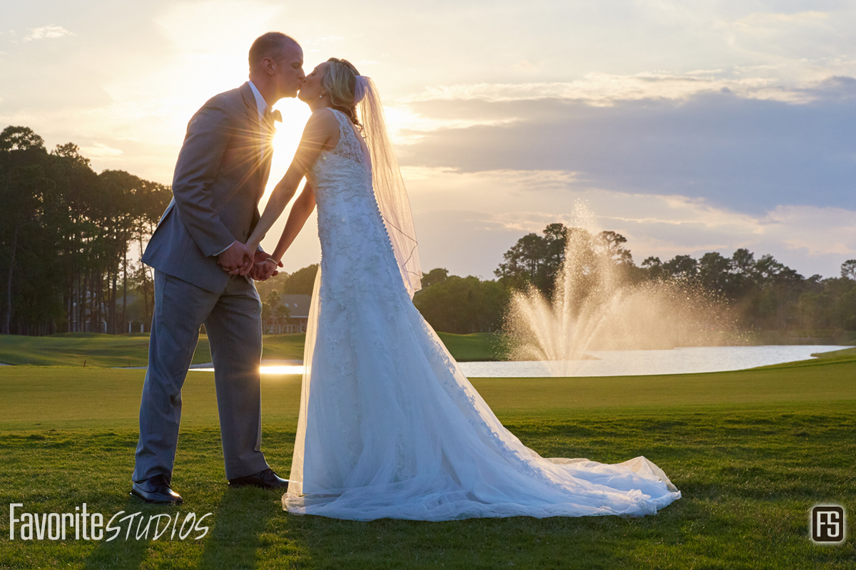 Jacksonville Golf and Country Club Wedding Photographer