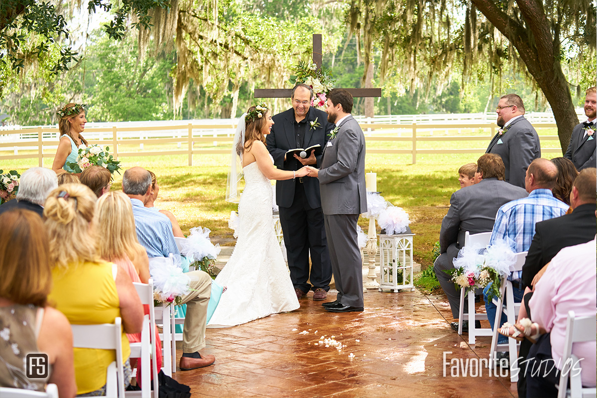 Plantation Oaks Farms Wedding Photographer