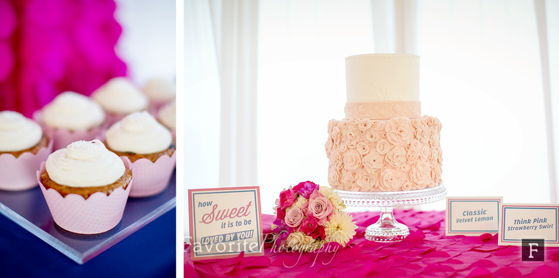 Pretty in Pink - Sweet Wedding Photos