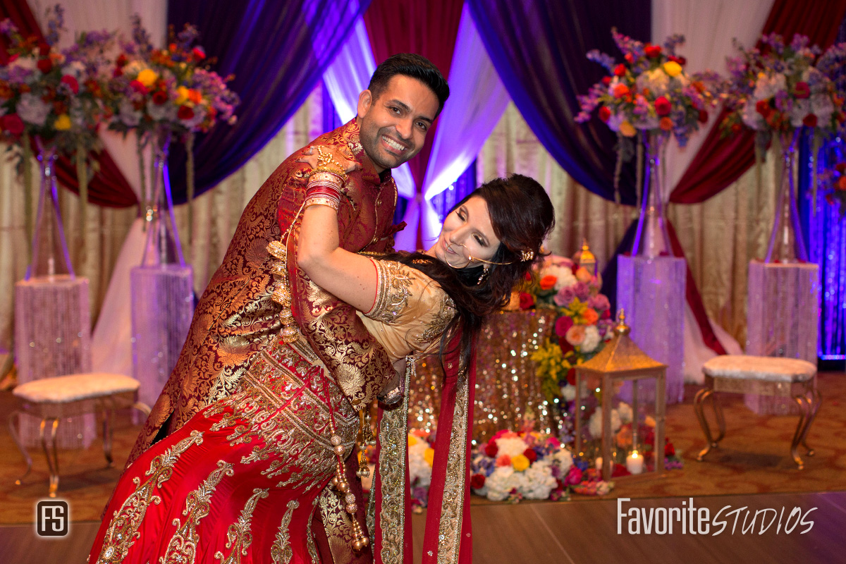 First Dance - St Augustine Indian Wedding Photographer
