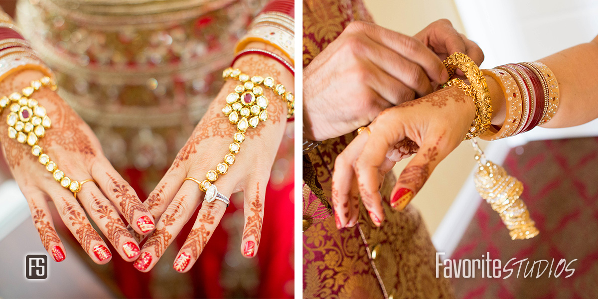 Saint Augustine Indian Henna Wedding Photographer