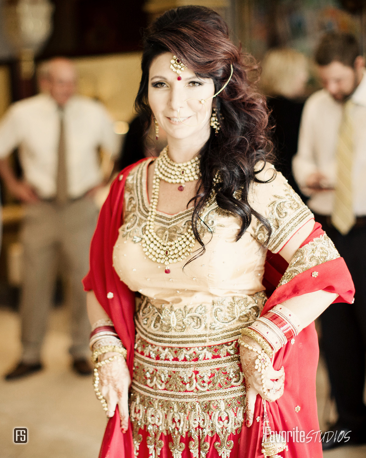 St Augustine Indian Bride Photographer