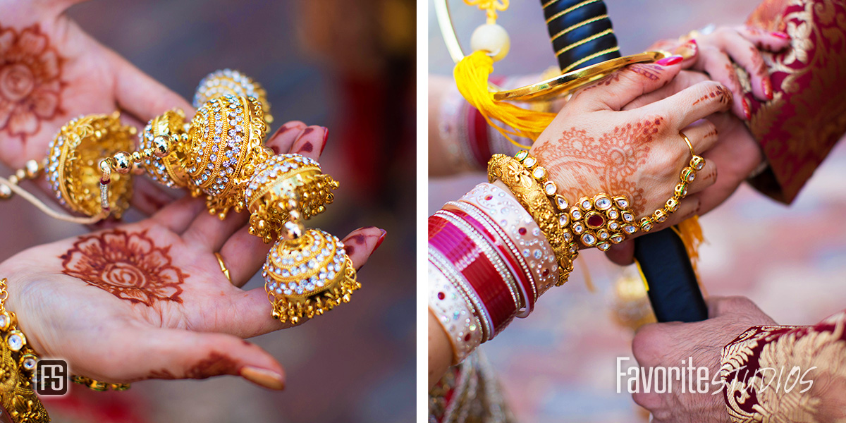 St Augustine Photographer - Indian Wedding Customs