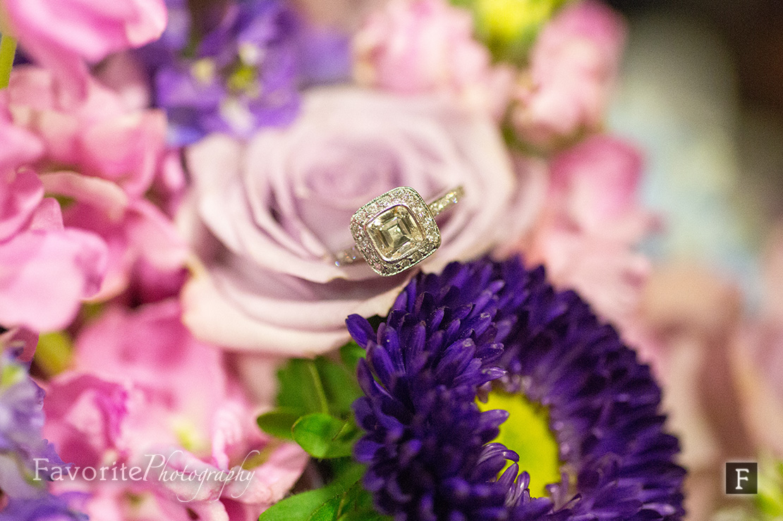 Macro Lens Wedding Photographer