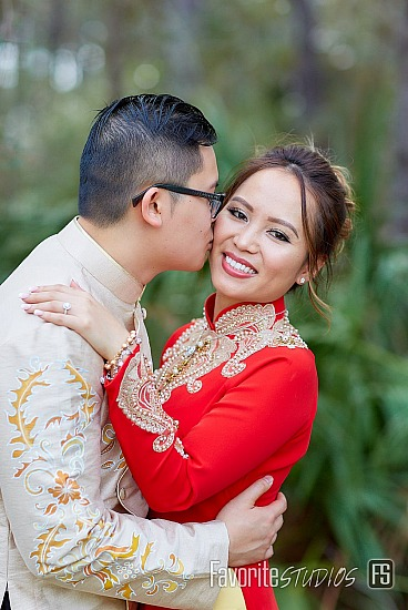 Son + Lanh Engagement