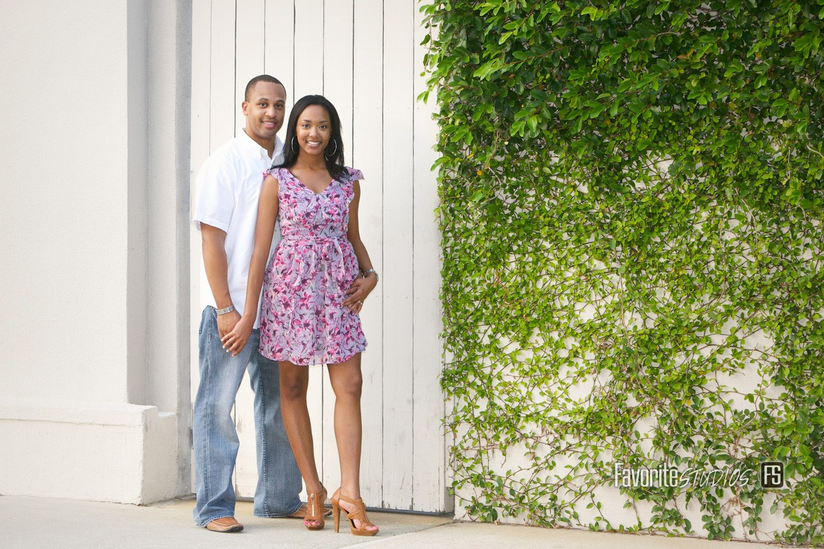 Romantic Historic St. Augustine FL, Engagement and Wedding Photographer,