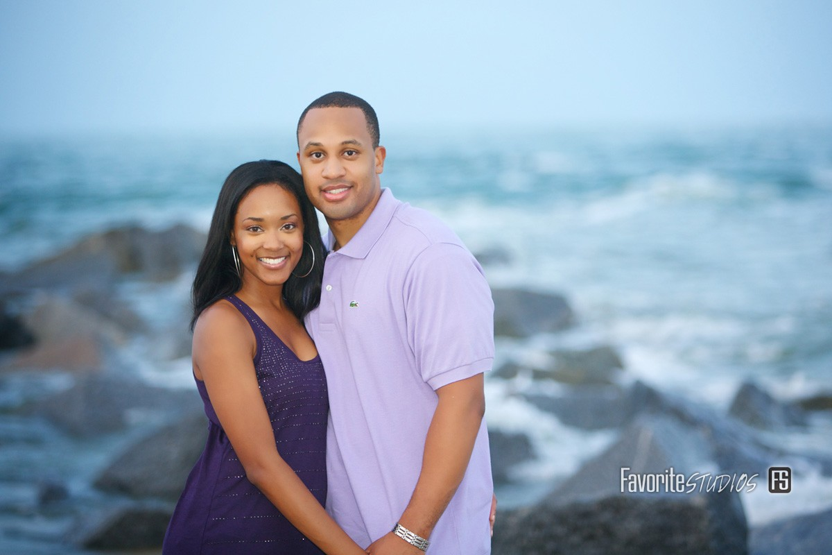 Beach Location, Romantic , Intimate Engagement, By Local Photographer