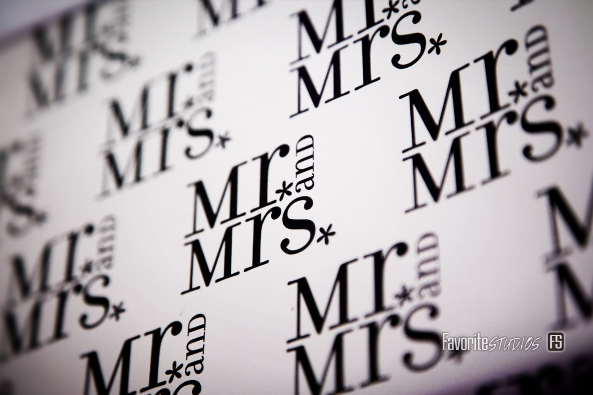 Wedding Favors, Wedding Gifts, Mr. and Mrs.Stationary, Wedding Back Drop, Florida Photographers