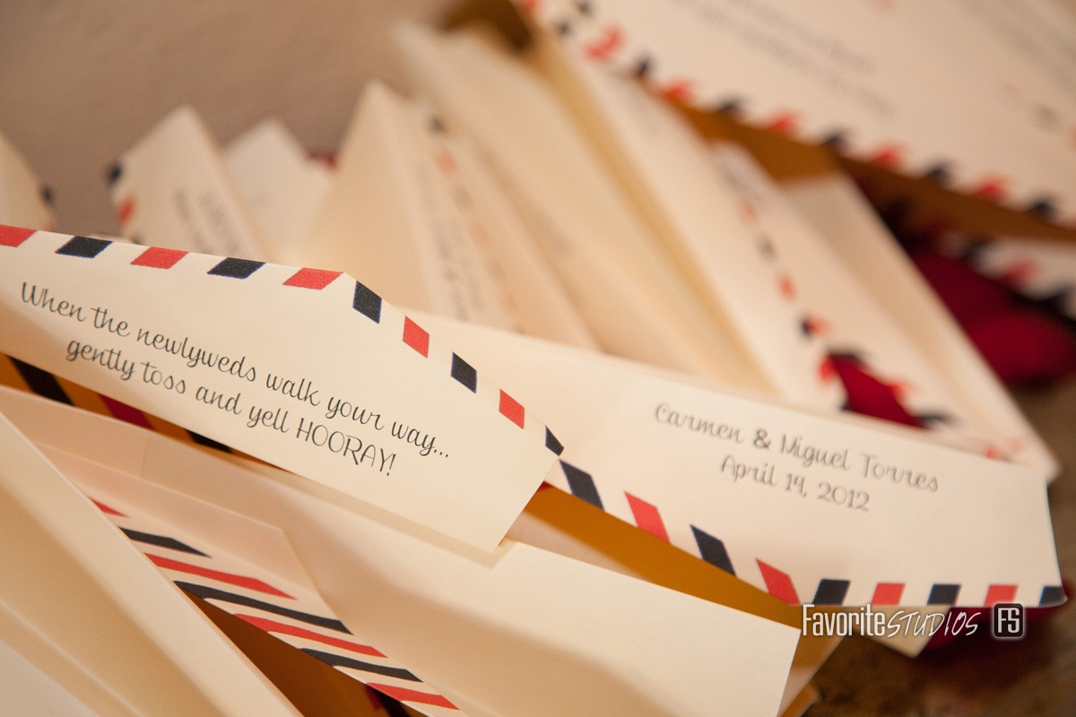 Envelopes, Wedding Favors, Unquie Gifts, Florida Photographers