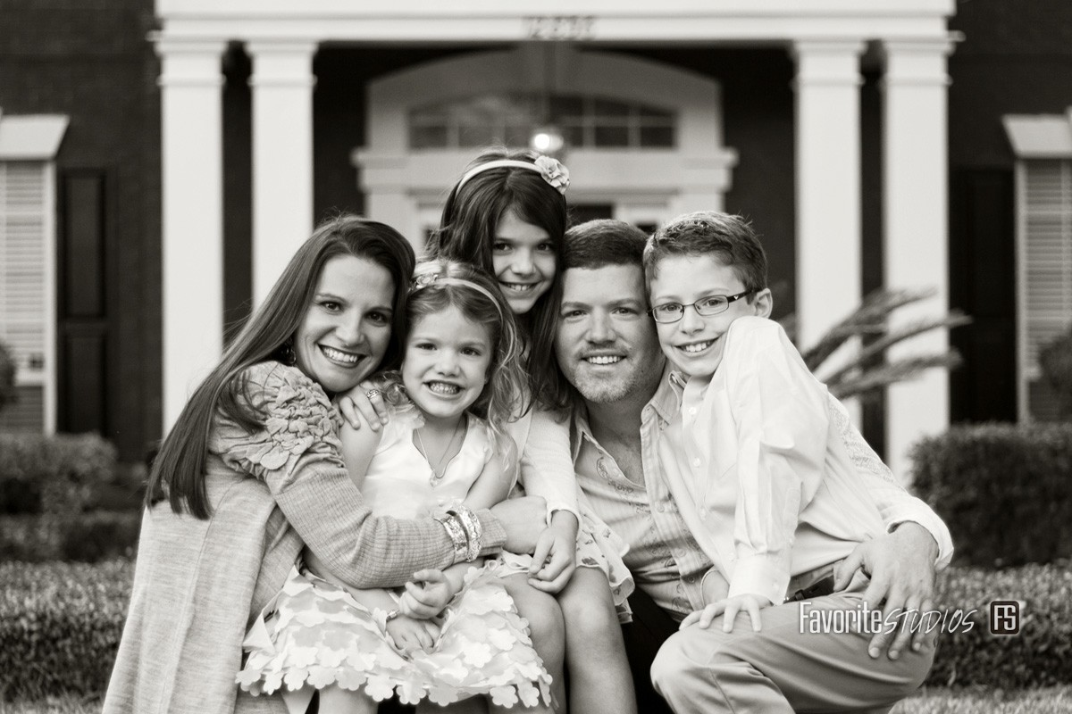 Black and White Photo, Photography on Location at Your Home