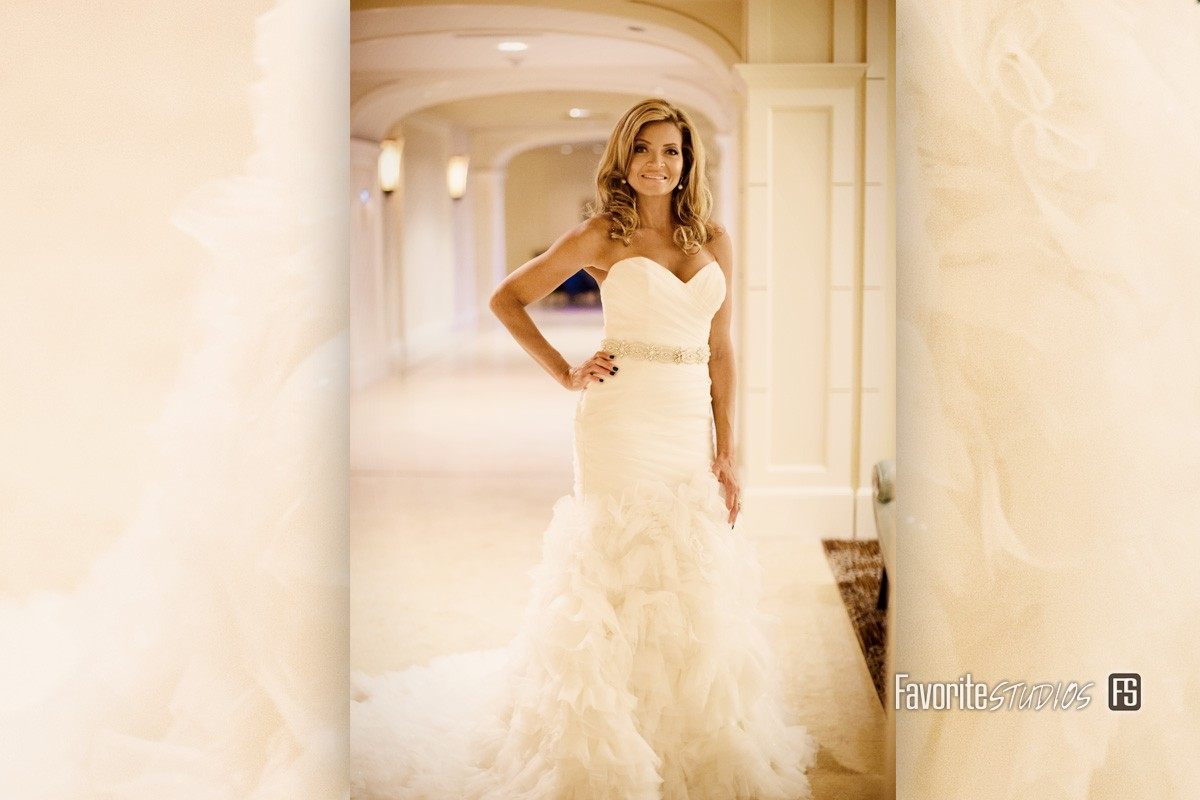 Atlantic Beach Bride Photo by Favorite Studios Jacksonville Wedding Photographer at One Ocean Resort Photography