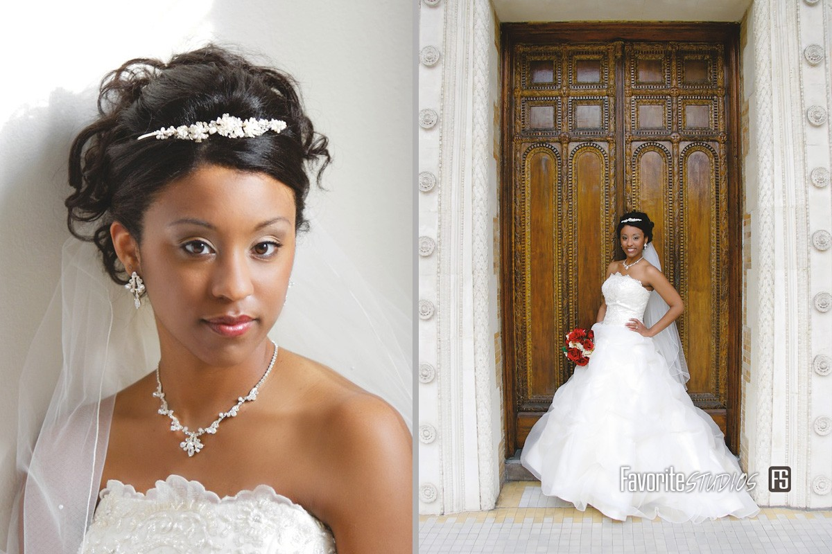 Downtown Saint Augustine Bride Photos by Favorite Studios Photography