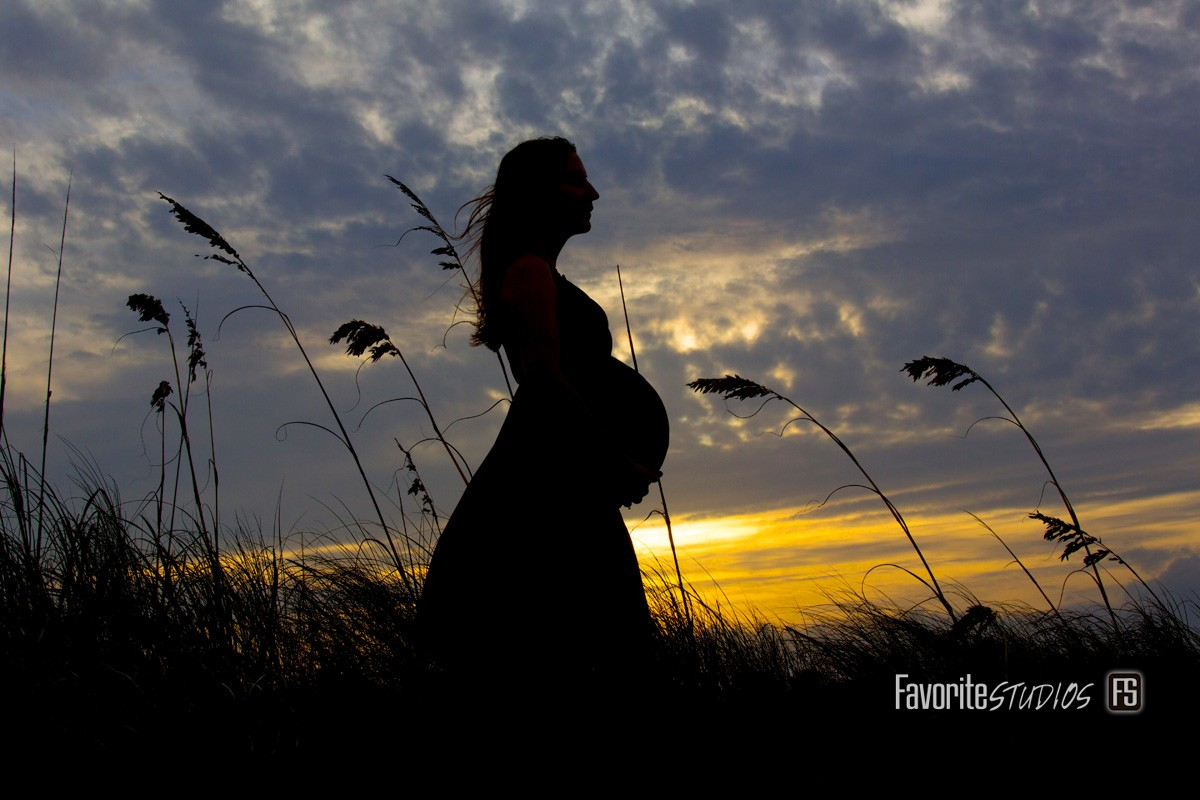 © Favorite Photography, Maternity, Outdoor Park, Beach, Maternity