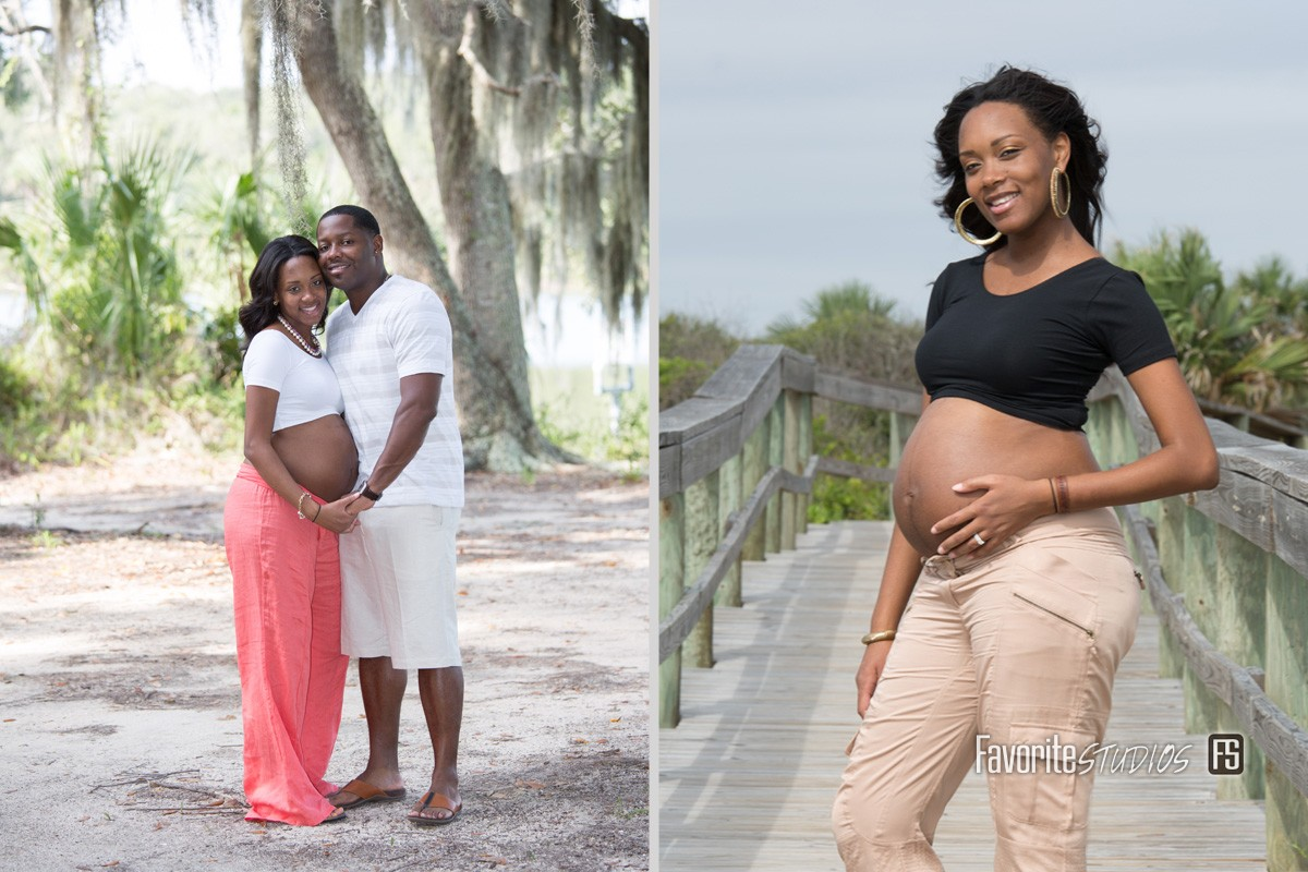 © Favorite Photography, Waterfront Maternity Photos, Maternity Portrait, Couples Pose